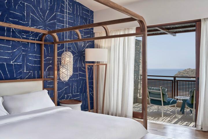 Blue Palace resort in Crete 11