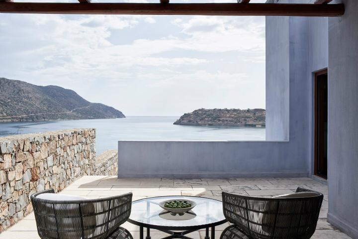 Blue Palace resort in Crete 3