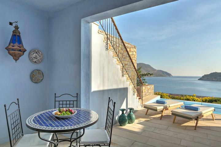 Blue Palace resort in Crete 8