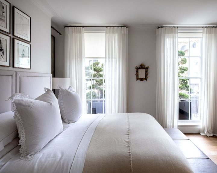 Urbano moderno elegante Londres casa interior5