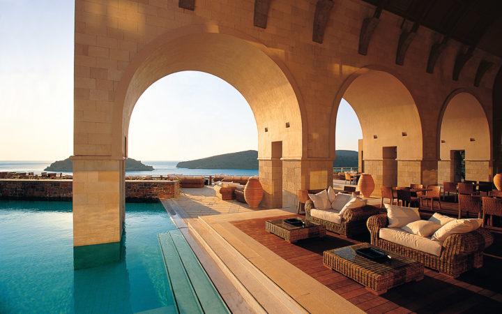 A Spectacular Resort Along The Aegean Sea