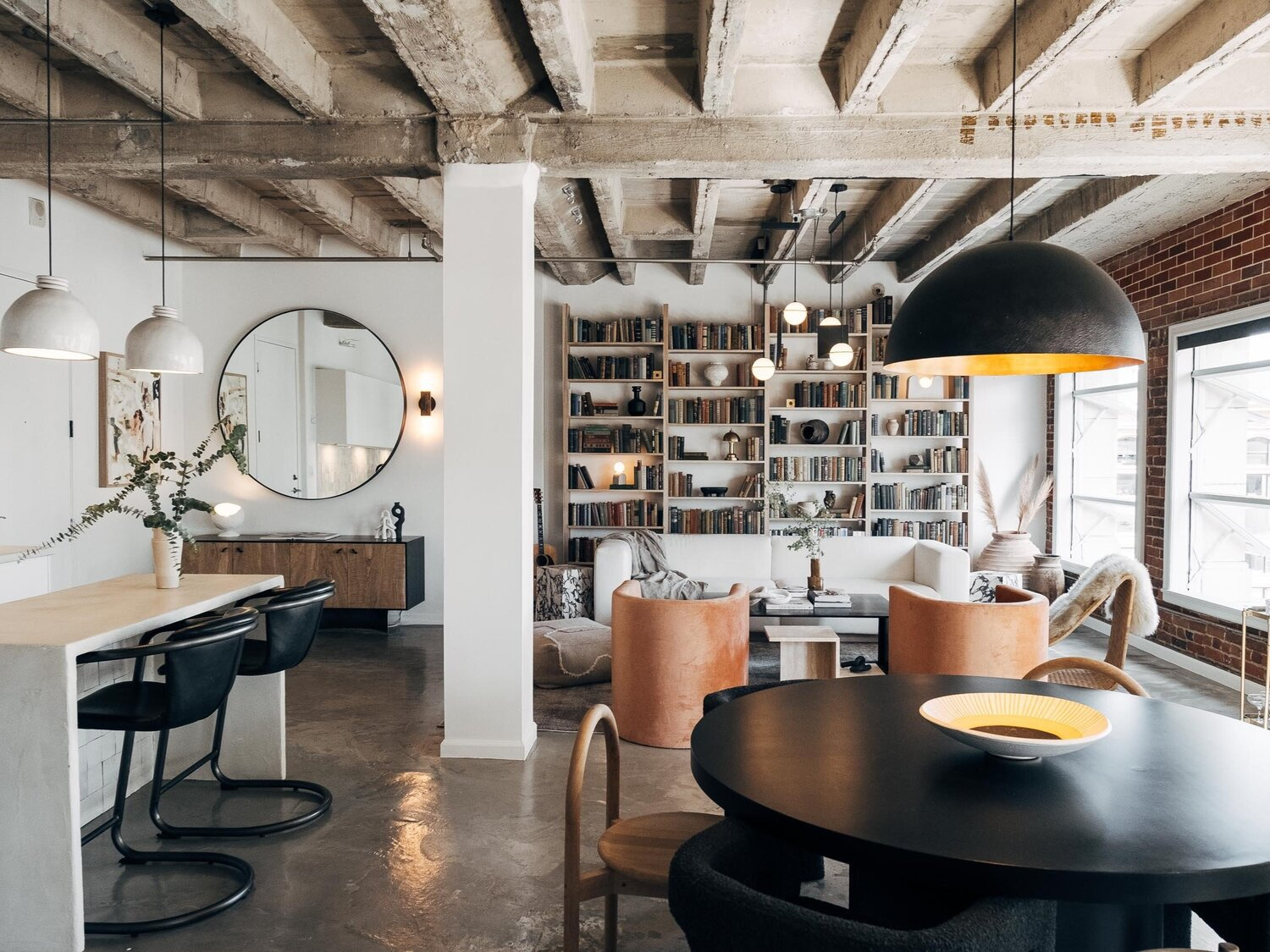 The Epitome Of Modern Rustic Industrial Home Decor Decoholic