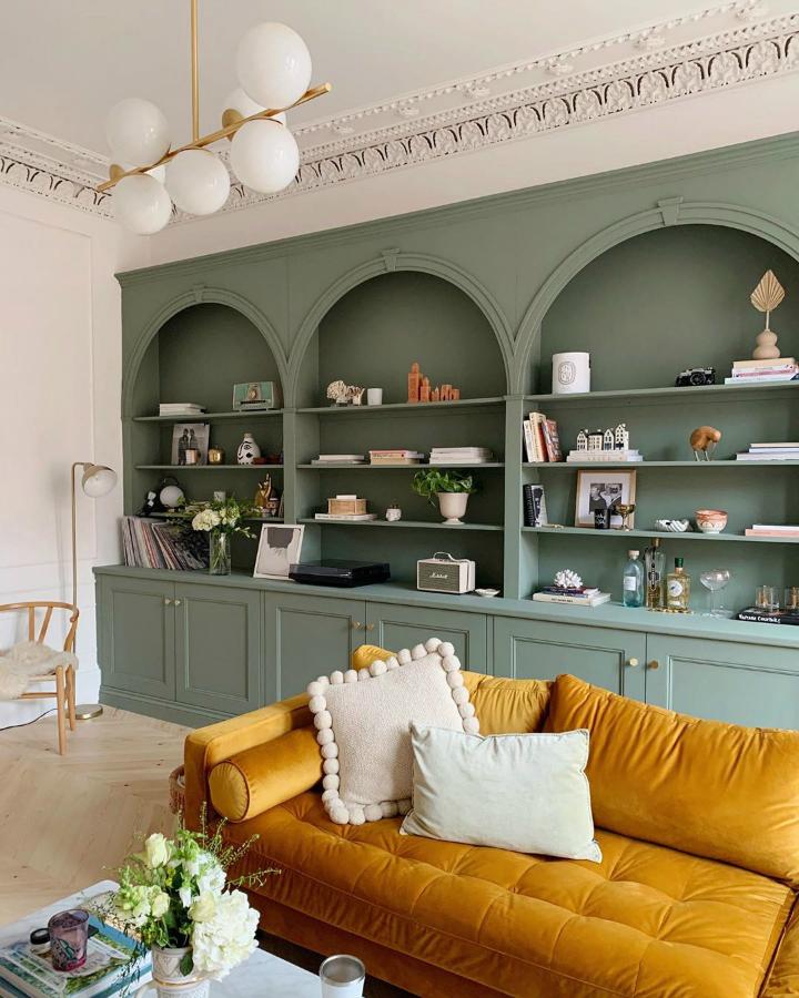 Casa de Kate La Vie, fresca e sofisticada 47