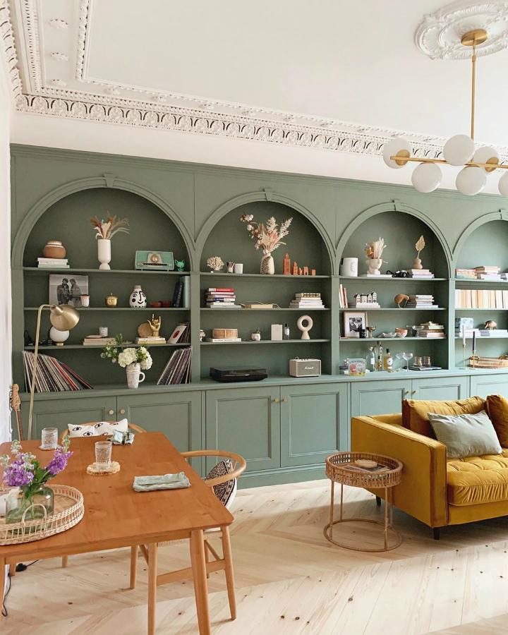 Casa de Kate La Vie, fresca e sofisticada 49