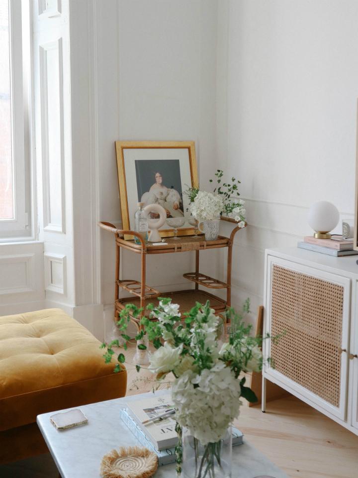 Casa de Kate La Vie, fresca e sofisticada 53