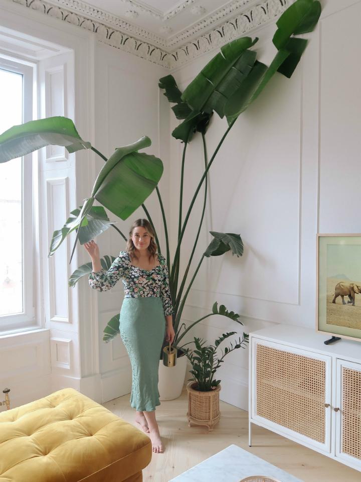 Casa de Kate La Vie, fresca e sofisticada 56