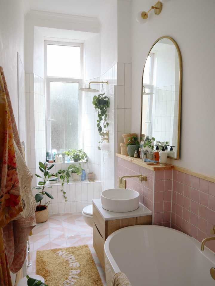 Casa de Kate La Vie, fresca e sofisticada 64