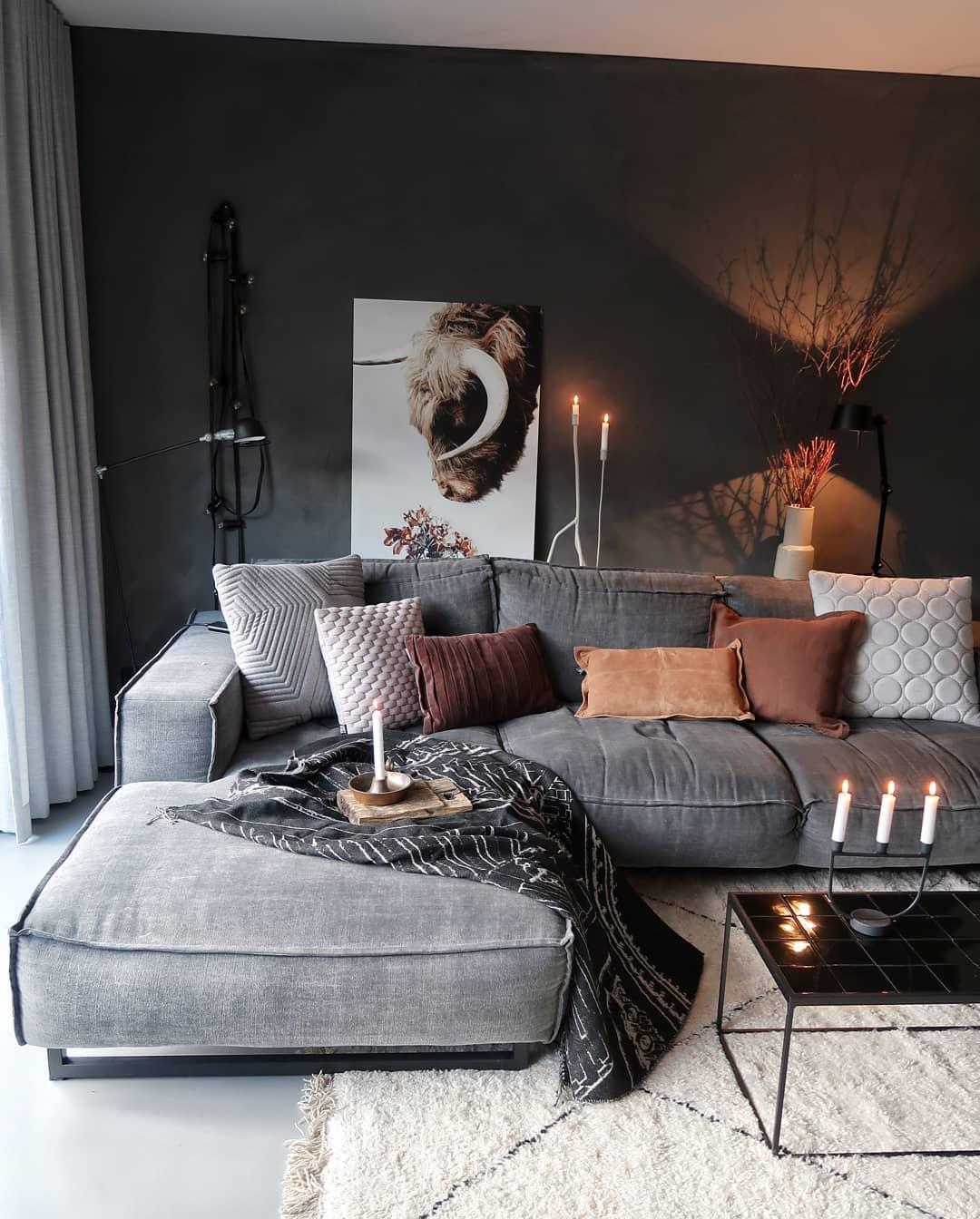 30 Best Living Room Color Ideas Schemes Decoholic