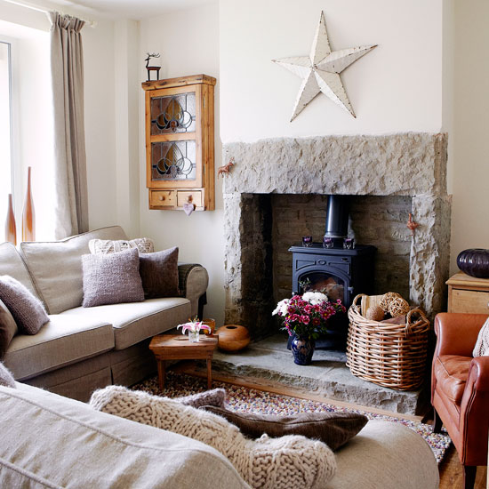 How To Decorate A Small Living Room In Country Style Decoholic