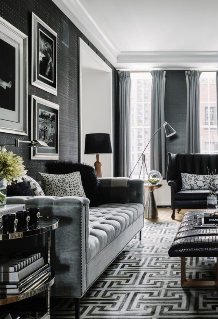How To Style A Living Room With Grey Walls And Grey Furniture Decoholic