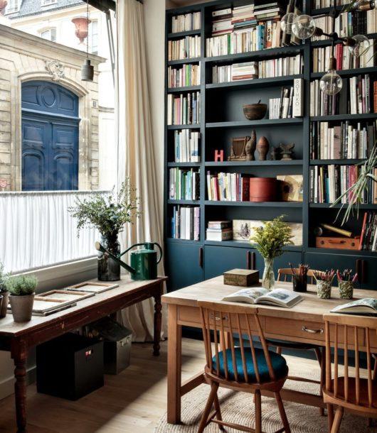 duplex apartment in the heart of Le Marais