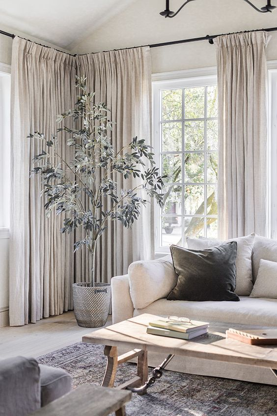 100 Curtain Ideas To Dress Your Home To Dress Your Home Decoholic