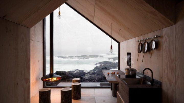 Cozy Minimalist Tiny Mountain Home