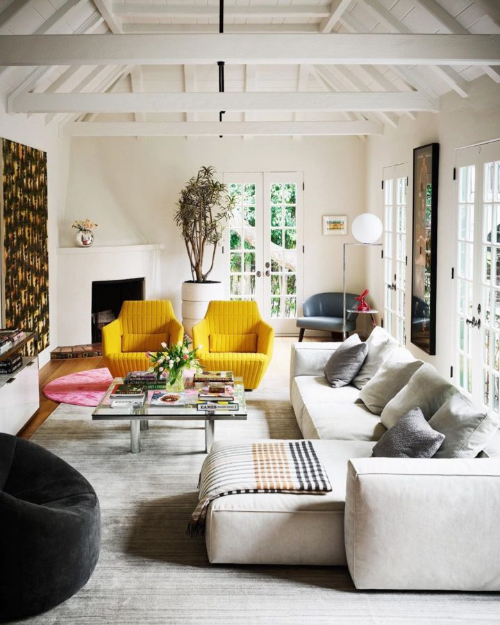 Real Life Living Room Ideas With, Decorating A Living Room