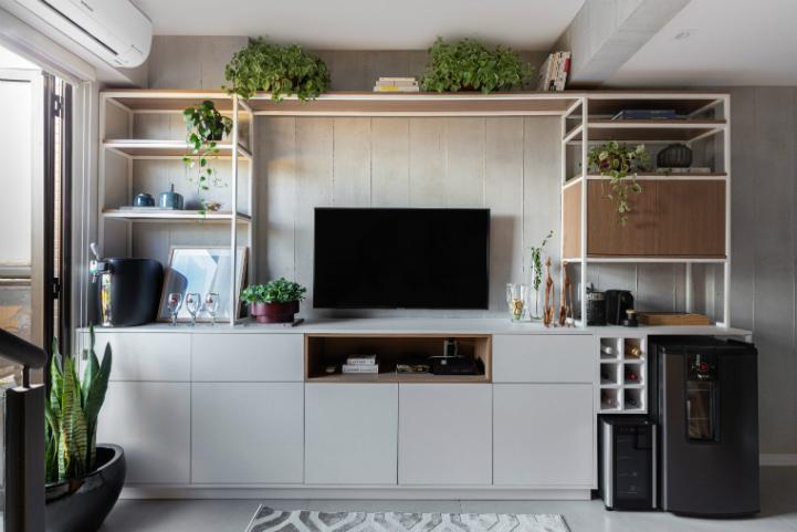 500 sq ft apartment interior design idea 12