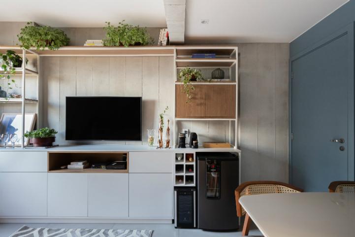 500 sq ft apartment interior design idea 13