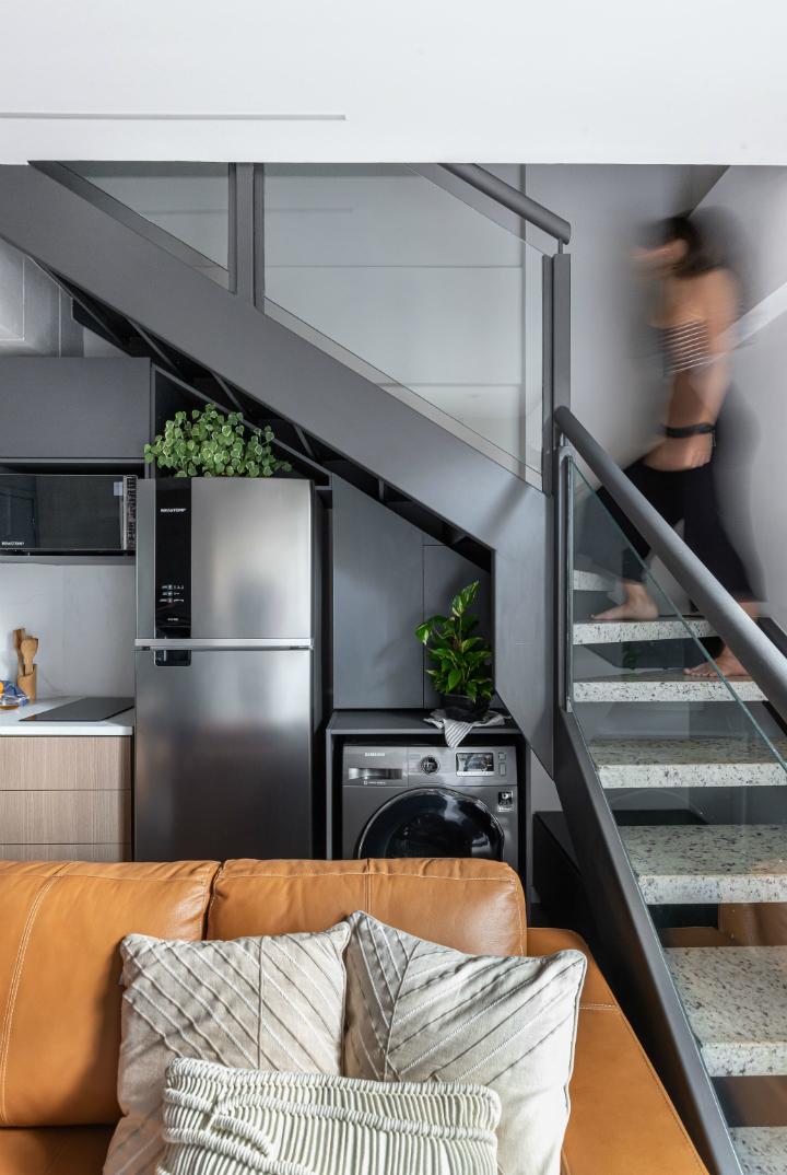 500 sq ft apartment interior design idea 20