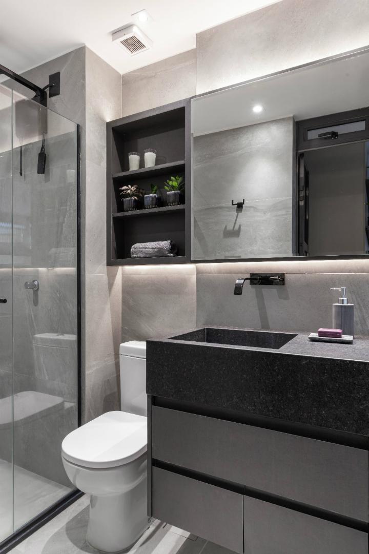 500 sq ft apartment interior design idea 24