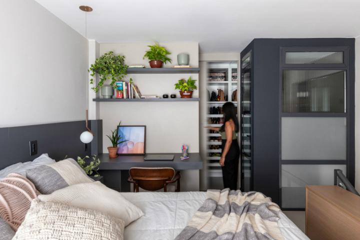 500 sq ft apartment interior design idea 6