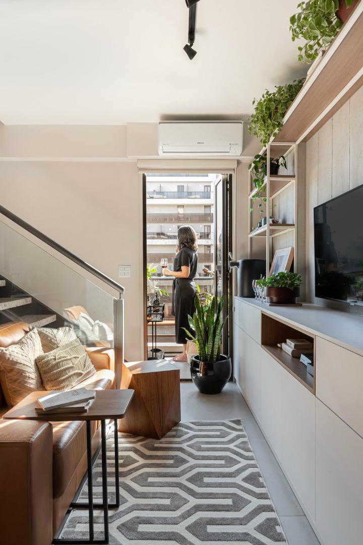 500 sq ft apartment interior design idea 9