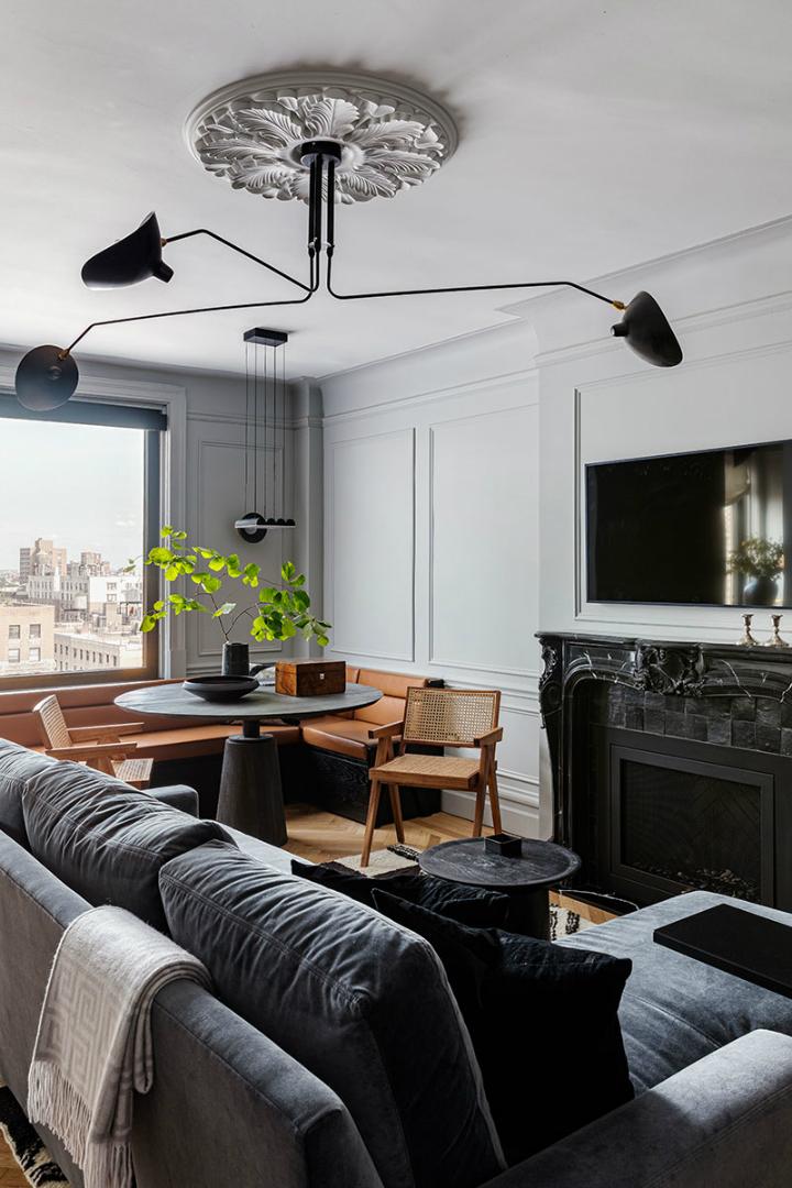 Stunning Sleek Modern Interior Design