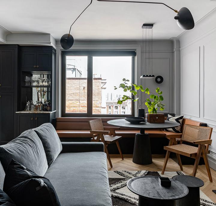 Stunning Sleek Modern Interior Design 2