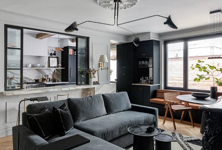 Stunning Sleek Modern Interior Design 7