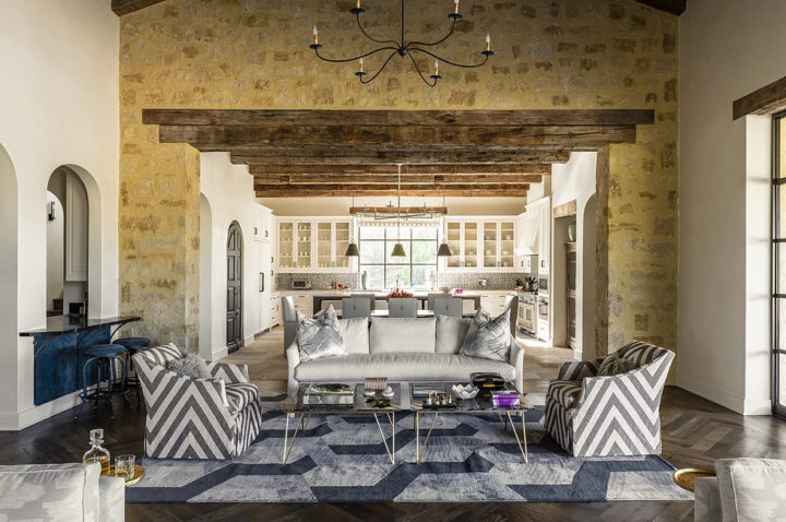 Eclectic High-End Style Interior Design Ideas