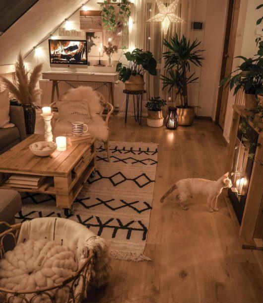 instagram living room decor