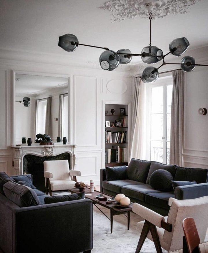 Imaginative Interiors Steeped in Artful