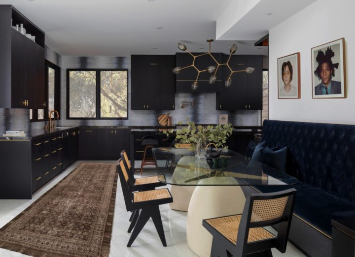 Sophisticated Modern Luxury and Edgy Interiors