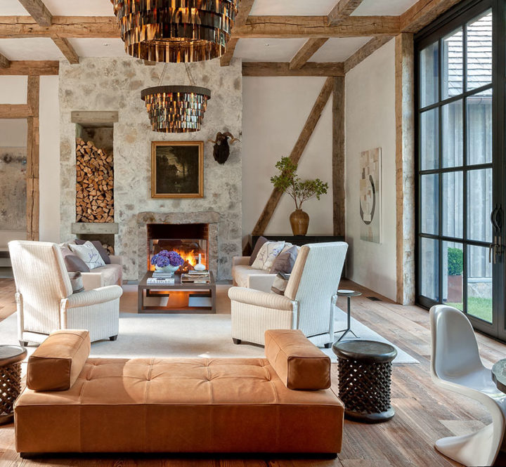 Interiors With Style History and Charm