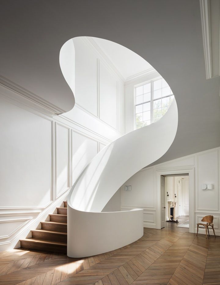 Gorgeous Interiors by Steven Harris Architects