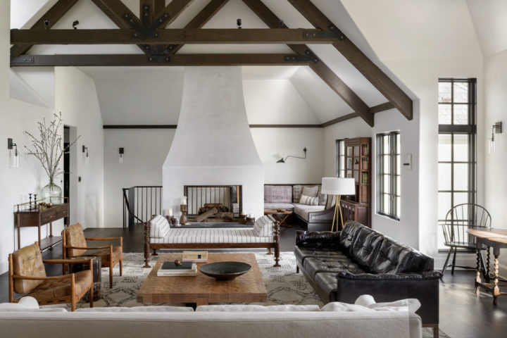 Remodel of a Beautiful but Sadly Run-Down Country House