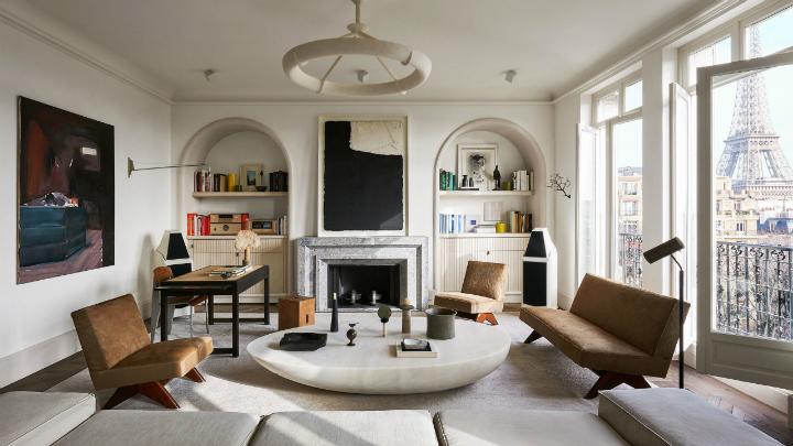 Stunning Parisian Interiors