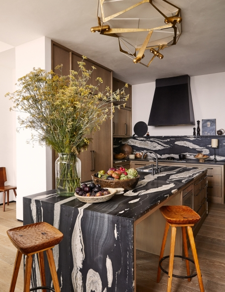 A Tribeca Aerie Penthouse Interior