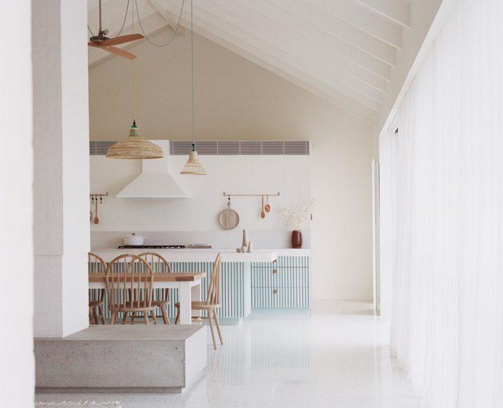 Minimalist Beach House In Sorrento
