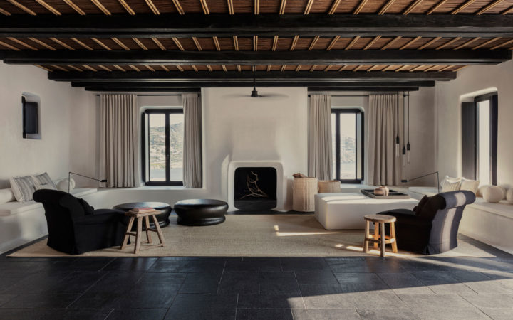 Kalesma In Mykonos: Modernism With The Local Tradition