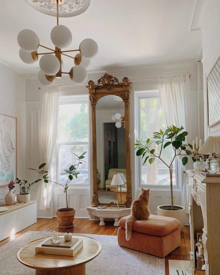 A Capricorn's Home