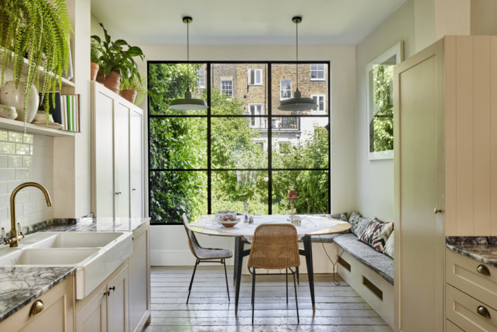 Exquisite Four-bedroom Victorian Townhouse In London