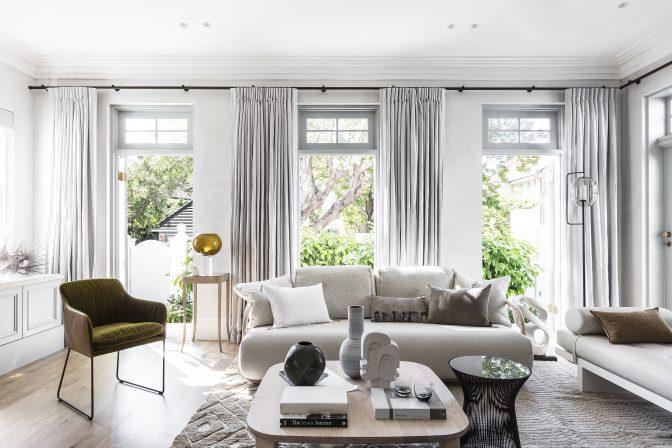 A Bright Contemporary Classic Interior