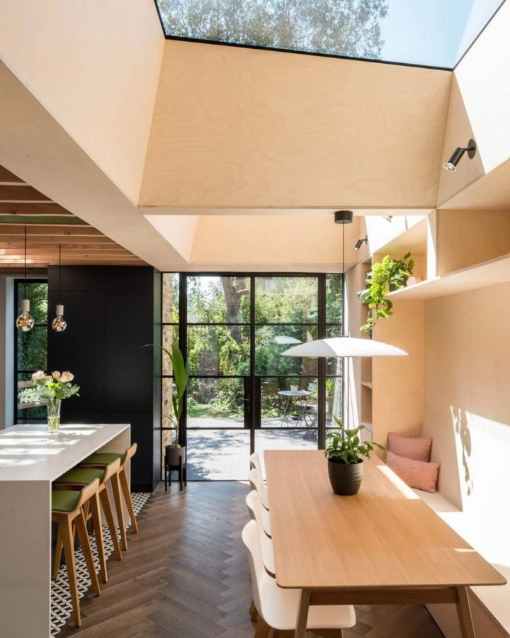 A Contemporary Georgian House In North London