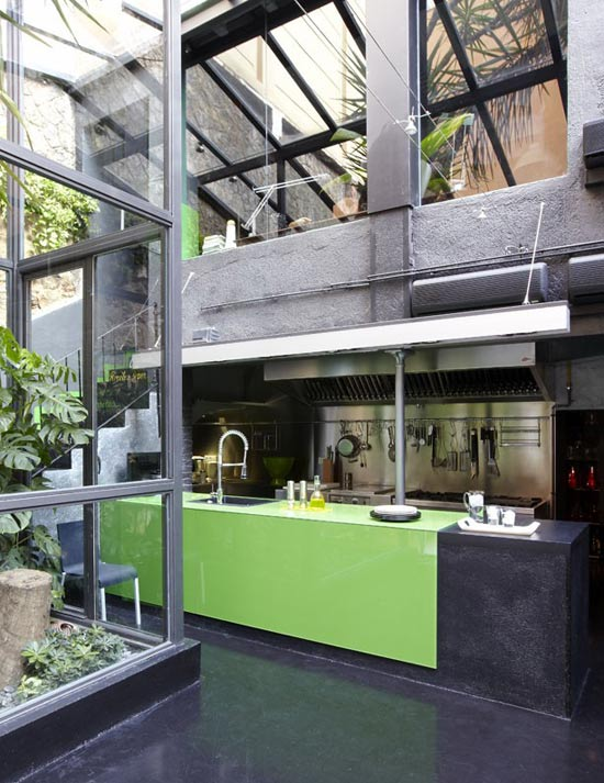 Estella Salietti garage turned into loft 10 ideas