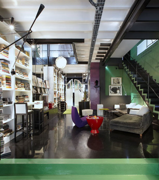 Estella Salietti Garage Turned Into Loft 3 Ideas