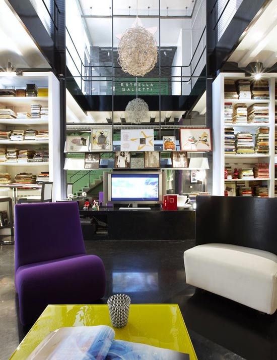 Estella Salietti garage turned into loft 4 ideas