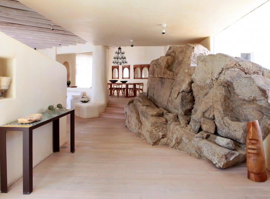 House in Mykonos by BC Estudio Architects interior