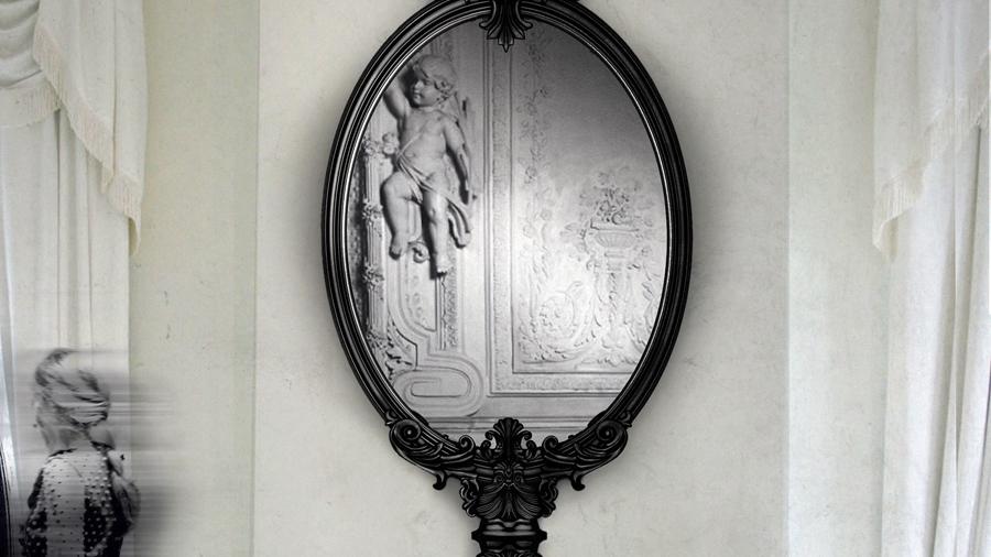 Marie Antoinette mirror Boca do Lobo 3