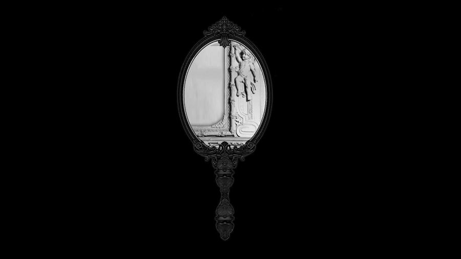 Marie Antoinette mirror Boca do Lobo 5