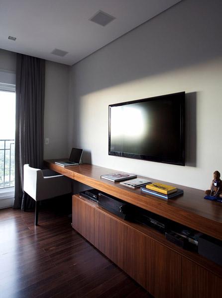 Modern House by Triplex Arquitetura interior design ideas 10