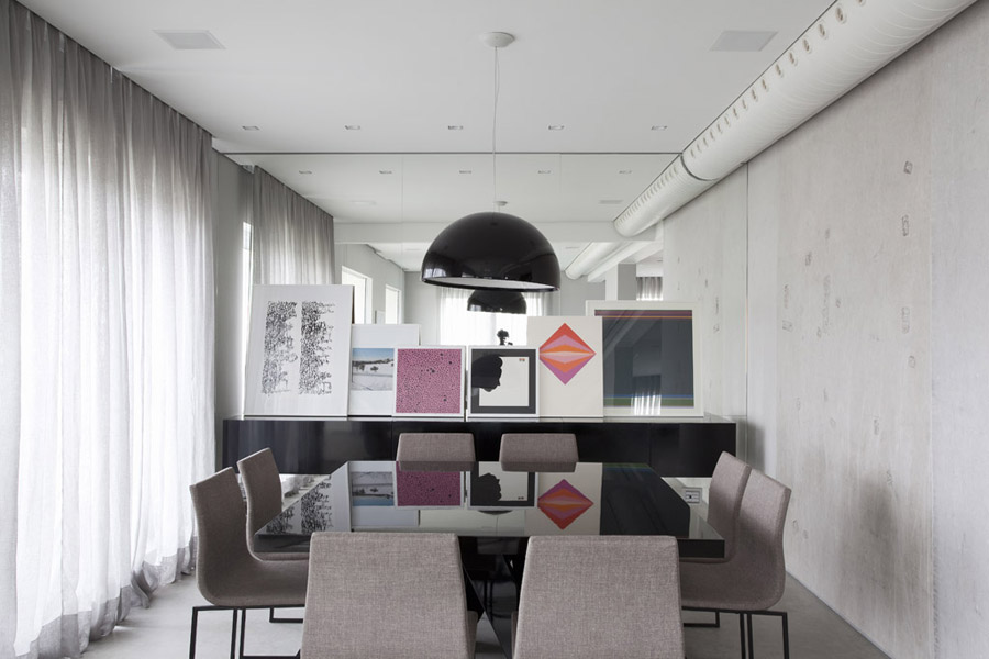 Modern House by Triplex Arquitetura interior design ideas 14